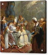 The Sacrament Of Confirmation Acrylic Print