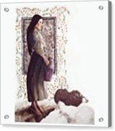 The Samaritan Woman - Lgtsw Acrylic Print