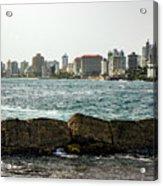 The San Juan Puerto Rico Cityscape Acrylic Print