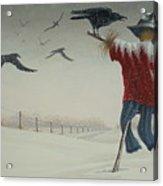 The Scarecrow  Acrylic Print