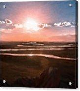 The Scenery - Id 16235-142805-2743 Acrylic Print