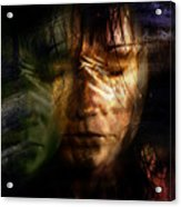 The Schizophrenia Acrylic Print