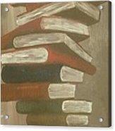 The Scholar  Acrylic Print