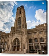 The Scottish Rite Cathedral - Indianapolis Acrylic Print