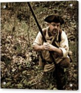 The Scout2 Acrylic Print