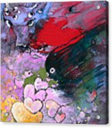 The Sea Of Lost Hearts Acrylic Print