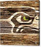 The Seattle Seahawks 2e Acrylic Print
