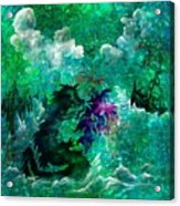 The Serpent Acrylic Print