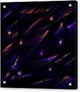 The Seven Stars Acrylic Print
