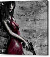 The She Devil Acrylic Print