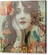 The She Acrylic Print