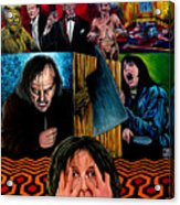 The Shining Acrylic Print