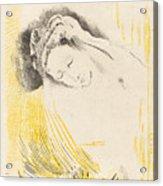 The Shulamite  Acrylic Print