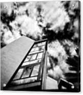 The Sky's The Limit Acrylic Print