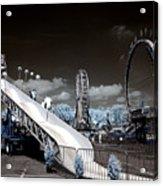 The Slide Acrylic Print
