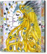 The Soothsayer Acrylic Print