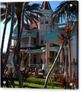 The Southernmost Hotel  Acrylic Print