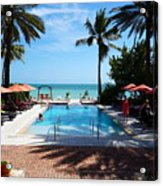 The Southernmost House Acrylic Print