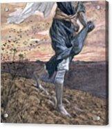 The Sower Acrylic Print