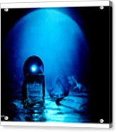 The Space Life Acrylic Print