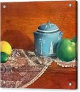 The Spice Jar Acrylic Print