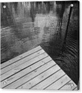 The Spirits Of Kripplebush Pond Acrylic Print