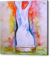 The Spirit Of Manayunk Acrylic Print
