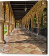 The Stanford Entrance Acrylic Print