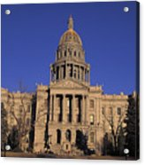 The State Capitol Building Acrylic Print
