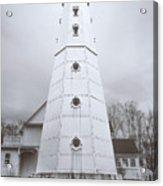 The Steel Tower Acrylic Print
