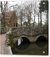 The Stone Bridge Acrylic Print