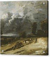 The Storm Acrylic Print