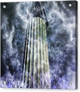 The Stormbringer Acrylic Print