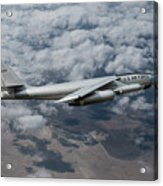 The Stratojet  Acrylic Print