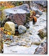 The Stream Acrylic Print