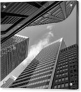 The Structures Of San Francisco 3 Acrylic Print