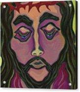 The Suffering King Acrylic Print