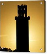 The Sulphur Springs Tower Acrylic Print