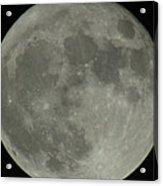 The Super Moon 4 Acrylic Print