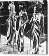 The Supremes, C1963 Acrylic Print