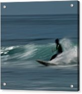 The Surfer Acrylic Print
