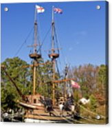 The Susan Constant Acrylic Print