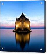 The Swiss Castle Acrylic Print