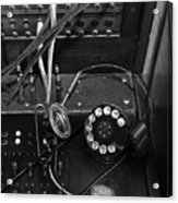 The Switchboard Acrylic Print