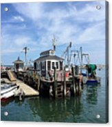 The Tackle Shack Acrylic Print