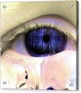 The Tear Acrylic Print