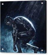 The Terminator 1984 Acrylic Print
