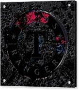 The Texas Rangers 1c Acrylic Print