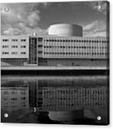 The Theatre Of Oulu  3 Acrylic Print