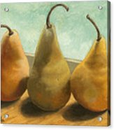 The Three Graces - Painting Acrylic Print